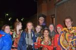Mit Freunden aus Alcalá und Tarabuco