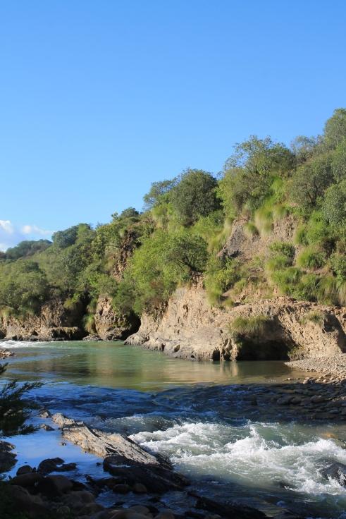Wunderschön: Der Fluss von Sopachuy